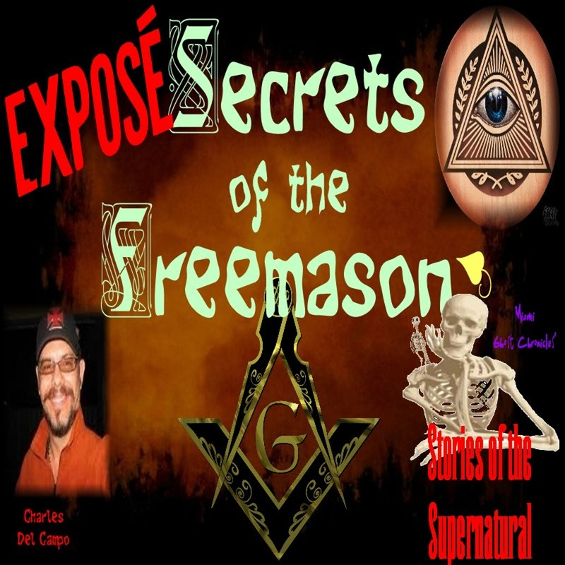 Secrets of the Freemason | Interview With Charles Del Campo