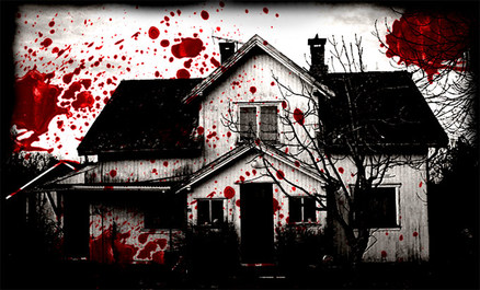 Haunted serial killer houses